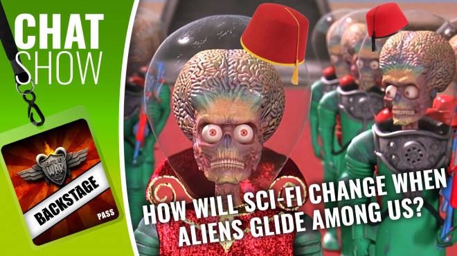 Weekender XLBS: Will Games Change When Aliens Are Real?
