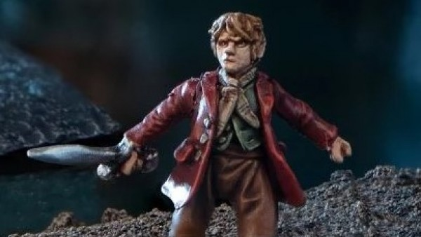 Forge World's Young Bilbo Heads Off On An Adventure