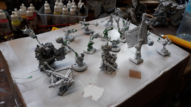 The extras - for when chain painting units becomes mentally tedious.