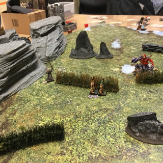 Ice & Iron campaign: Game 1 Break Through