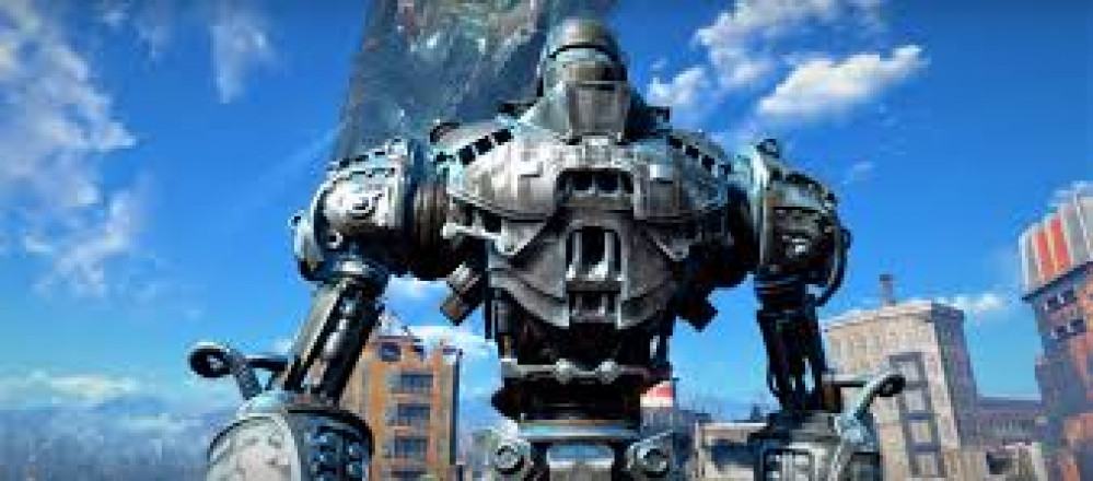 Liberty Prime is back online!