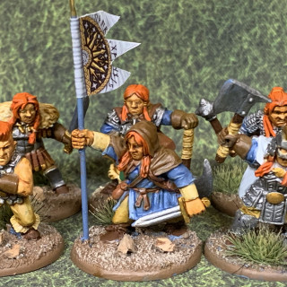 Shieldmaiden Unit