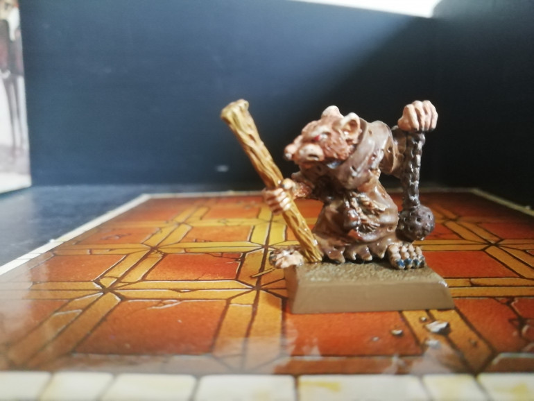 Another ebay find painted up and added to my dungeon encounters