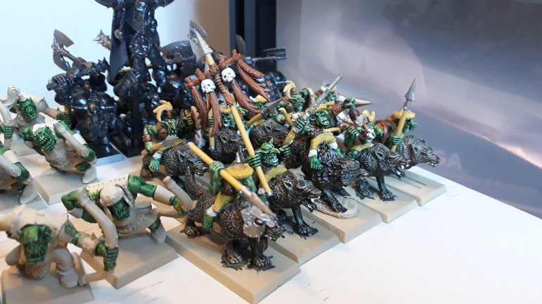 Wolf Riders progressed to the AP dip stage