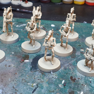 Priming the Clankers!