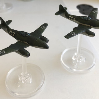 Me 262 finished