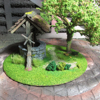 The Lazy Well