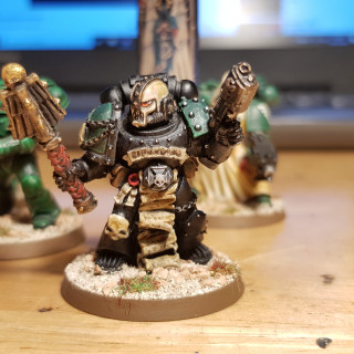 Chaplain, Ancient and Tac Marines