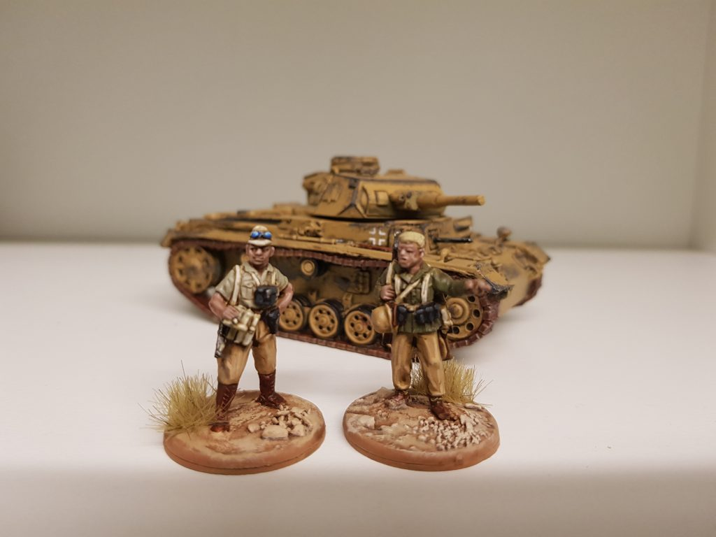 Afrika Korps #2 by civilcourage