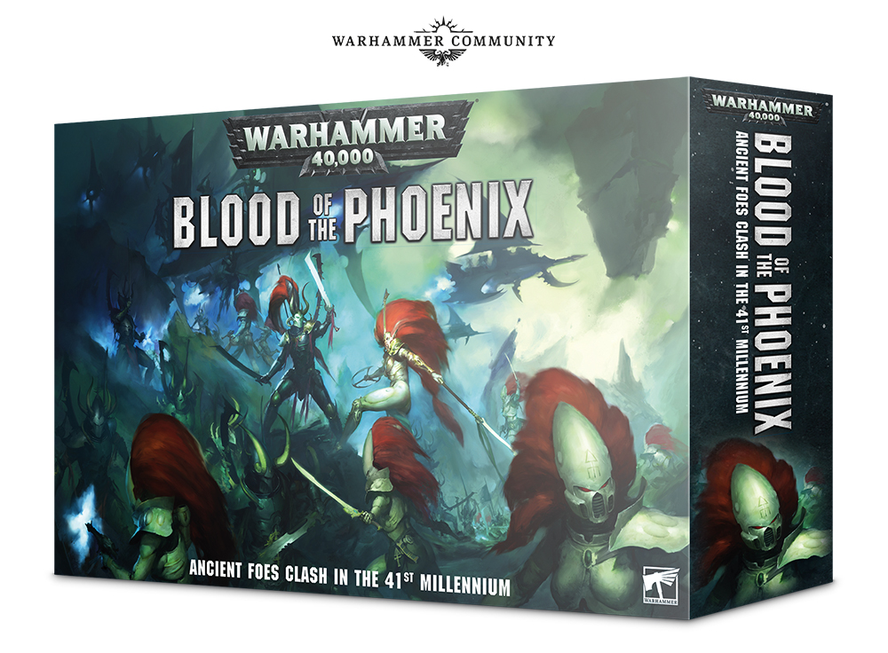 Blood Of The Phoenix Front - Games Workshop