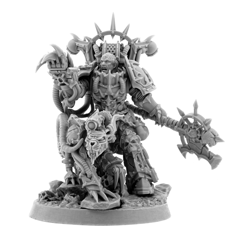 Chaos Corsair Lord #1 - Wargame Exclusive