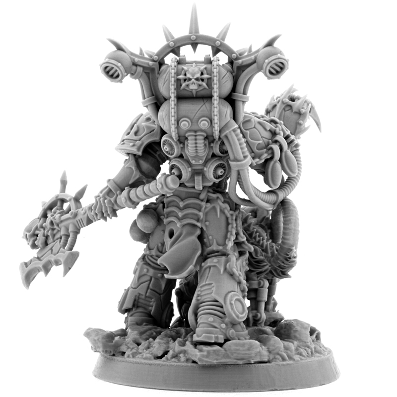 Chaos Corsair Lord #2 - Wargame Exclusive