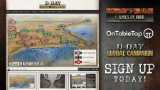 Flames Of War & TANKS! D-Day Global Campaign FINAL PHASE Now Active