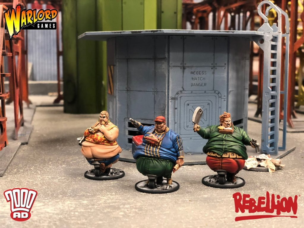 Fatties - Warlord Games