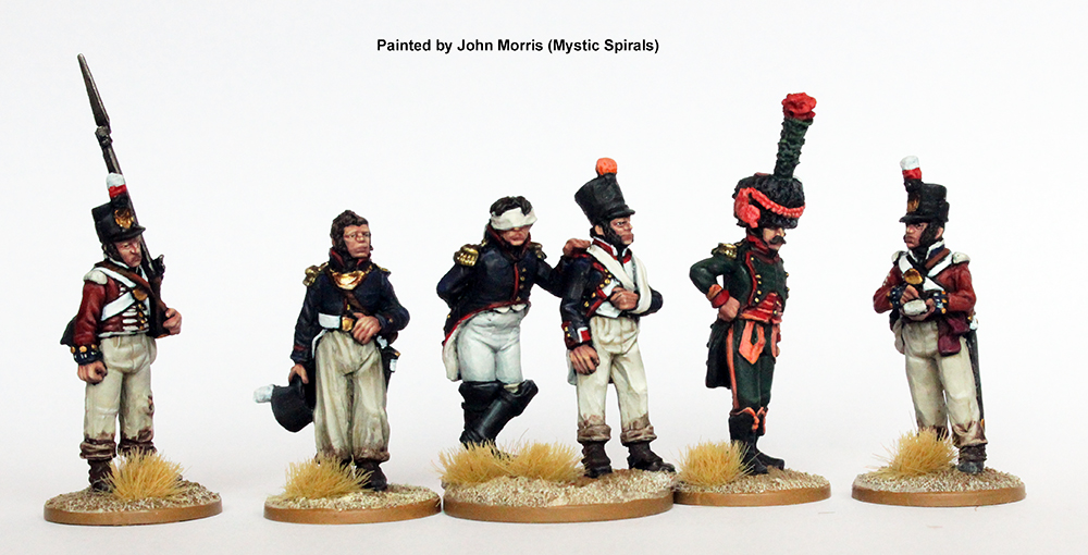 French Prisoners & Guards - Perry Miniatures