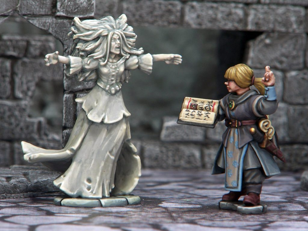 Frostgrave Wizards II - North Star Military Figures