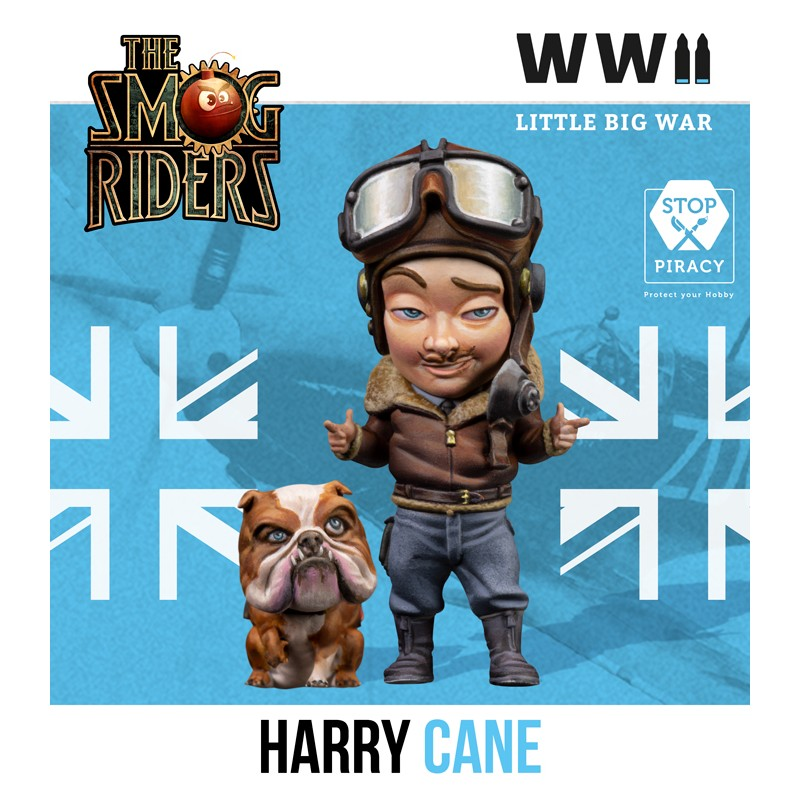 Harry Cane - Scale75