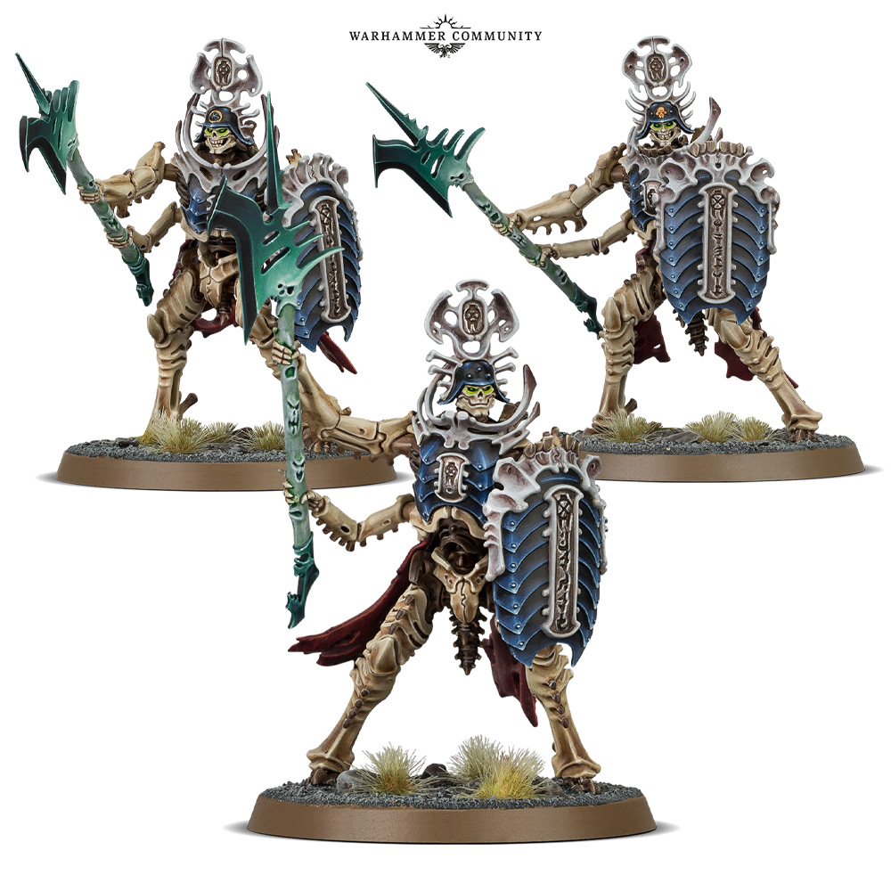 Immortis Guard - Age Of Sigmar