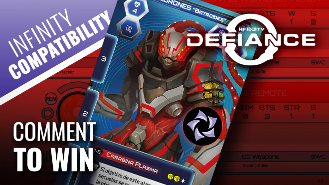 Infinity: Defiance Week – Is It Compatible With Infinity?