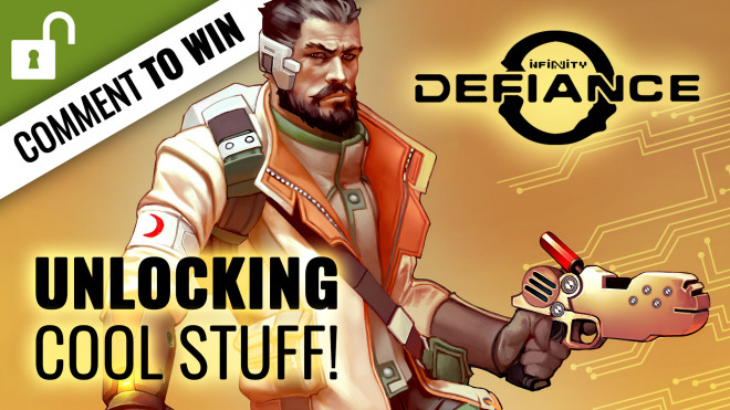 Infinity: Defiance Week – Game Extras & Accessories