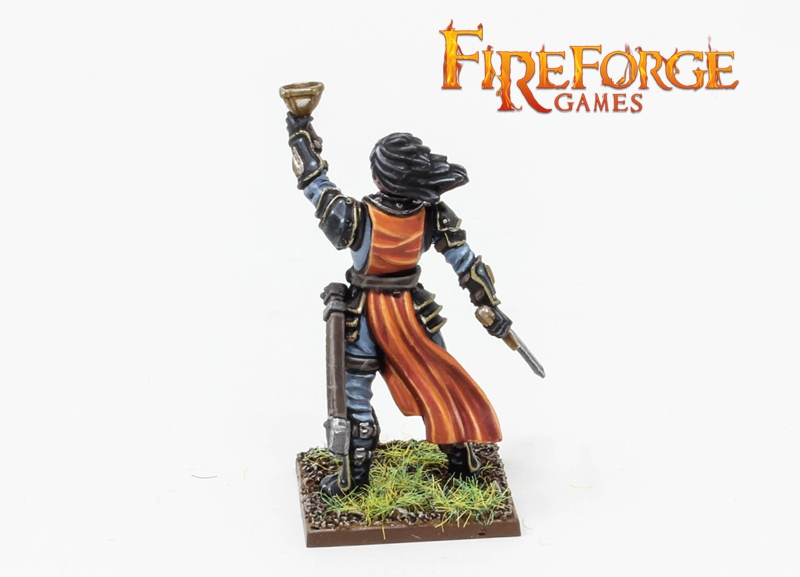 Lady Ravenclaw Back #1 - FireForge Games