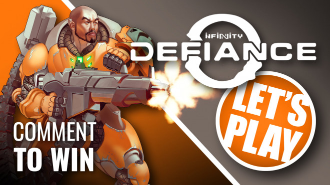 Infinity: Defiance Week – Let's Play