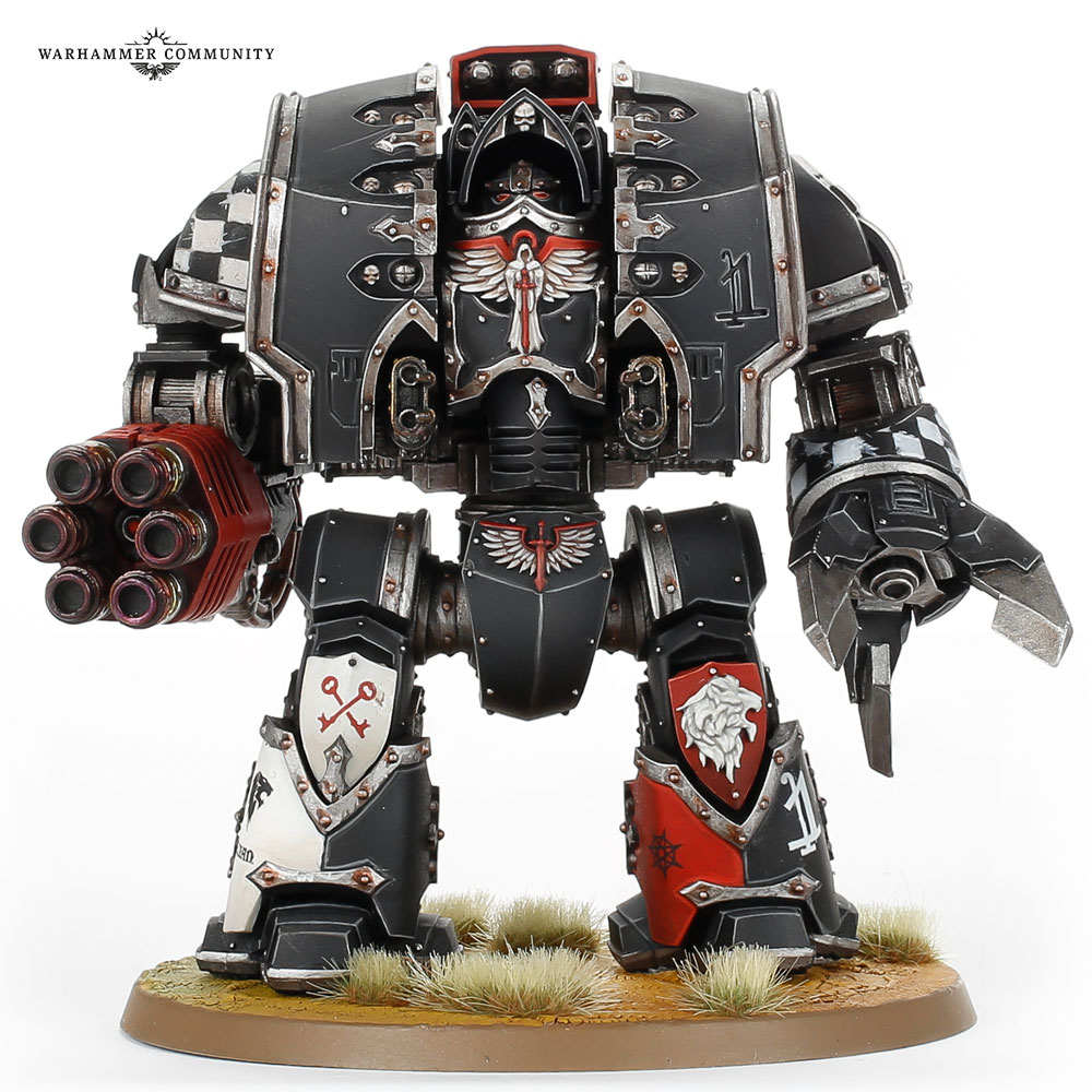 Leviathan Pattern Dreadnought - Games Workshop