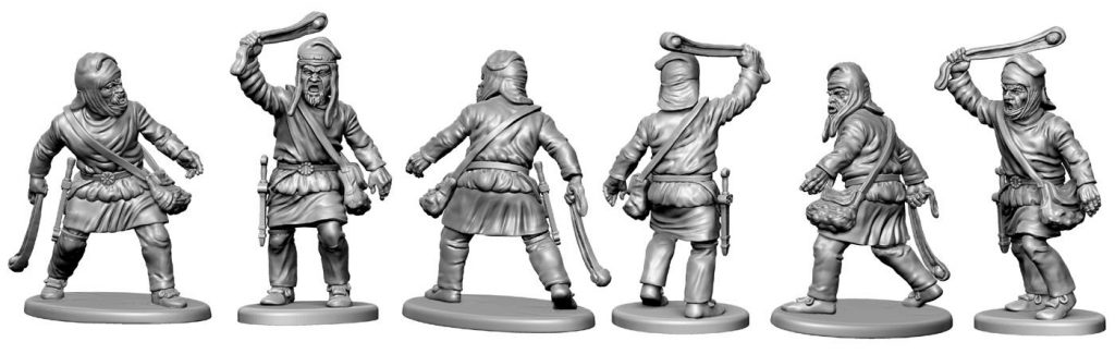 Oct Persian Infantry #3 - Victrix