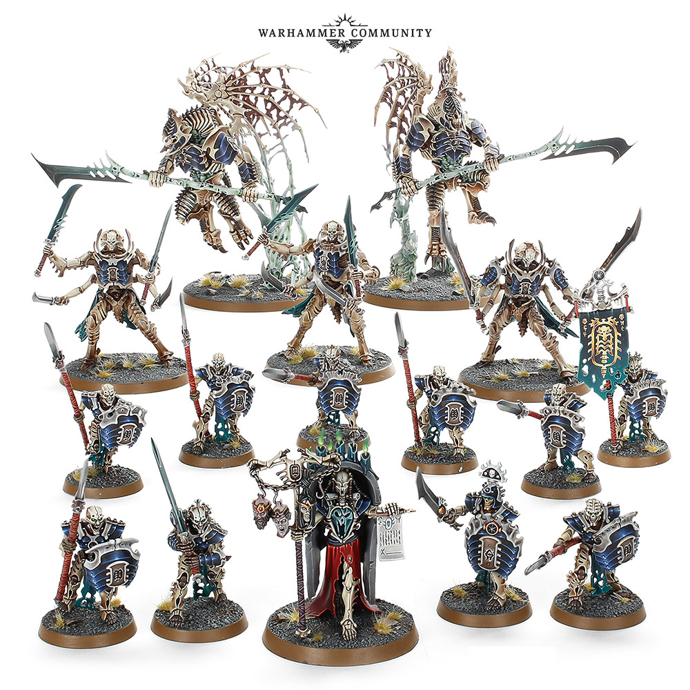 Ossiarch Bonereapers - Age Of Sigmar