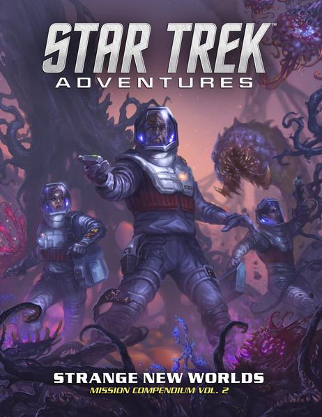 Star Trek Adventures Strange New Worlds - Modiphius