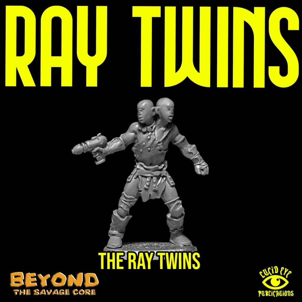 The Ray Twins - Lucid Eye