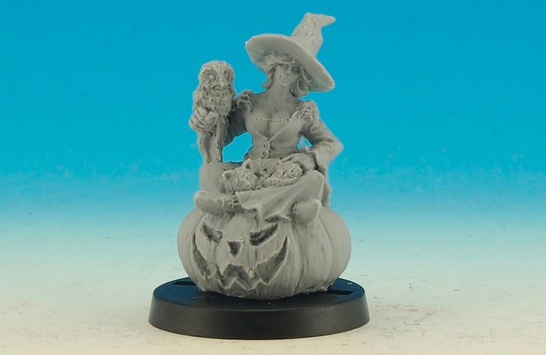 Trick-Or-Treat-Black-Scorpion-Miniatures