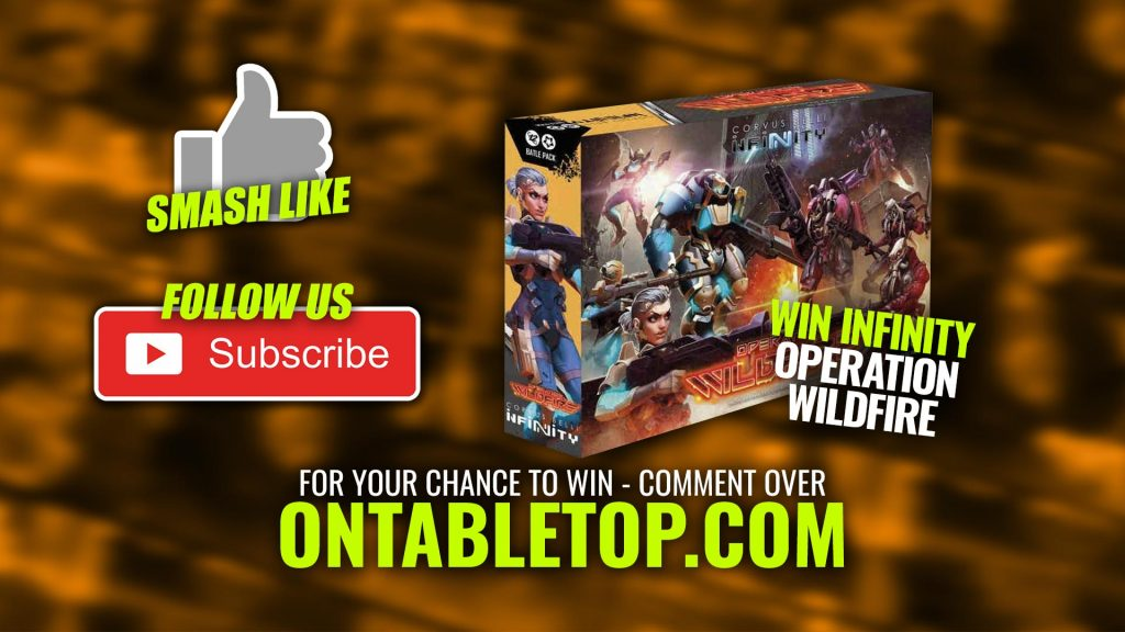 Weekender: Win Infinity Operation Wildfire & A Star Wars Weekend!