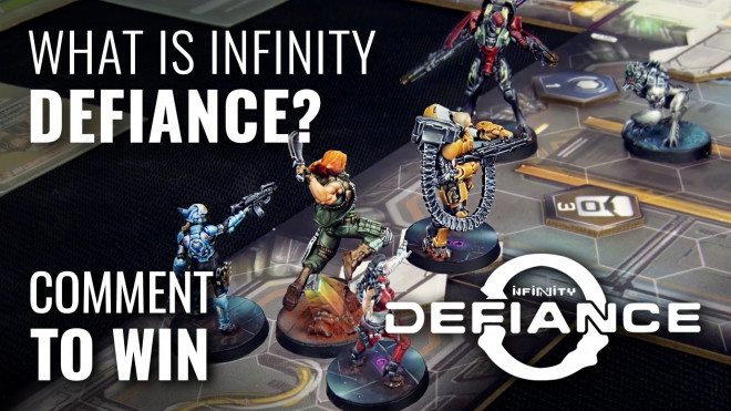 Infinity: Defiance Week – What Is Defiance?