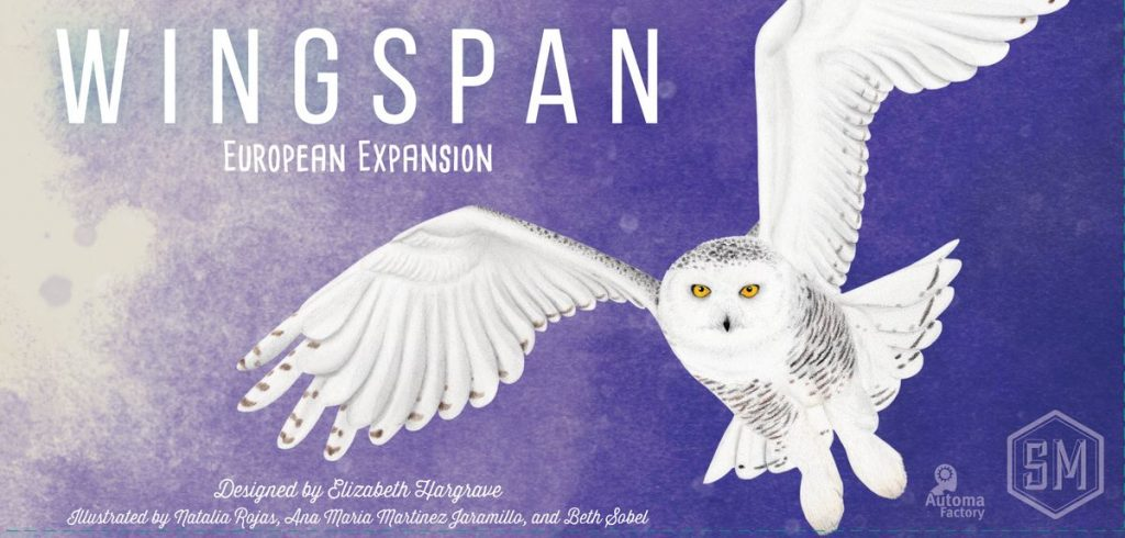 Wingspan European Expansion - Stonemaier Games