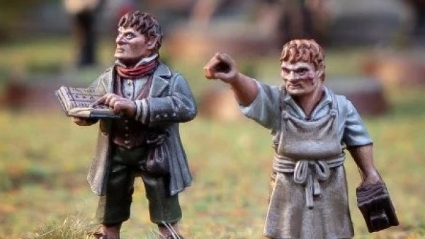 Help Or Hinder Sharkey's Ruffians With New Hobbit Releases
