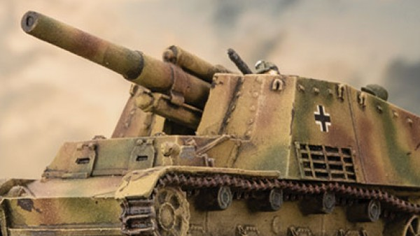 Armour Up With New Weekly Flames Of War German Releases