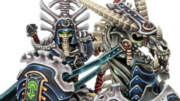 Ossiarch Bonereaper Lords Previewed For Age Of Sigmar