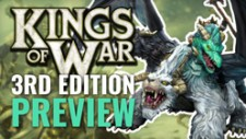 Kings Of War 3rd Edition Preview With Mantic Games!