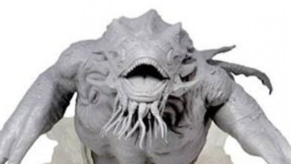 WizKids Unleash Their Unpainted Kraken On D&D Tabletops