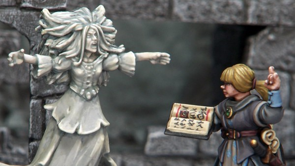 North Star Sneak A Peek At Frostgrave Wizards II Sprues