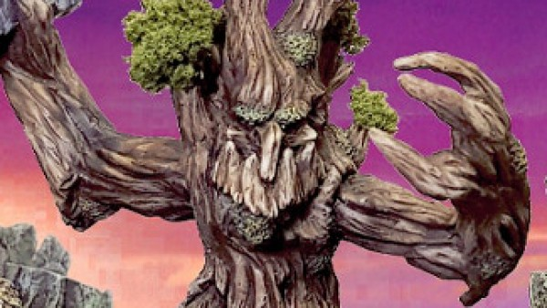 Hobgoblin Hobbies Launches Manyrings Treeman Kickstarter