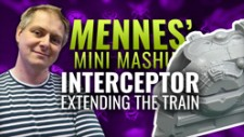 Mennes' Mini Mashup: Railless Interceptor – Part One