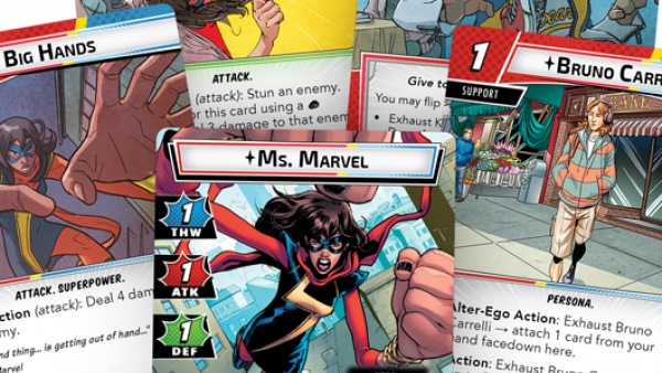 Ms. Marvel Brings Her Flexible Set Of Skills To Marvel Champions