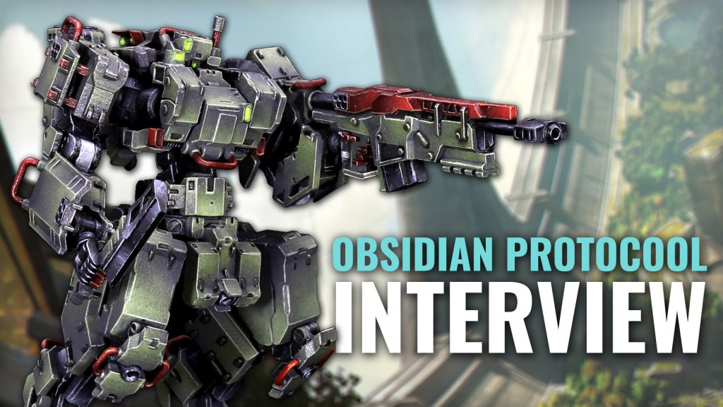 Q&A Time! Learning About Mecha Combat Game Obsidian Protocol!