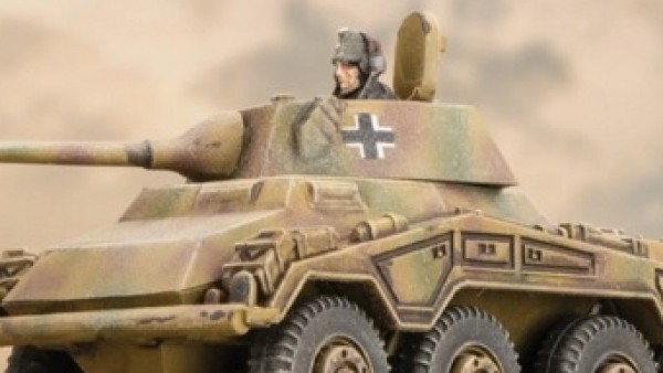 Hunt Tanks & Scout Ahead With More Flames Of War Releases