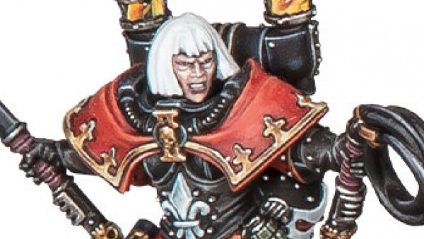 Full Adepta Sororitas Army Box Contents Revealed For 40K