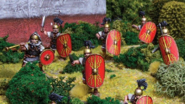 Warlord Gather Together Two 1000 Denarii SPQR Warbands