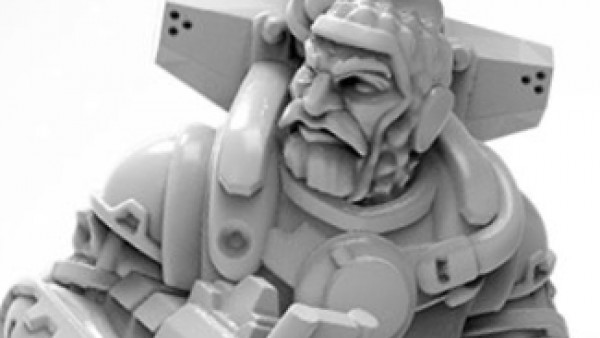 First Seven Starfinder Miniatures Released By Archon Studio