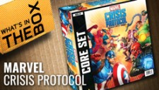 Unboxing: Marvel Crisis Protocol